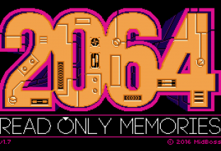 2064: Read Only Memories will release on Switch 14 Aug