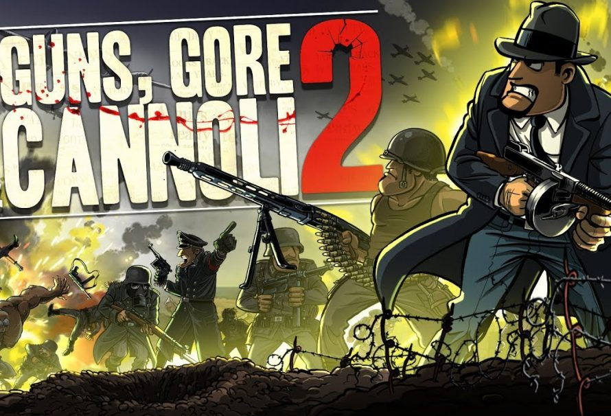 Guns, Gore and Cannoli 2 Launches on Switch on August 2