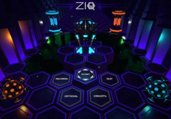 Sci-fi Arcade Runner ZIQ Dashes onto PC, and Mac on August 1