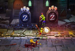 Graveball Serves up Three-on-Three Online Matches on PC