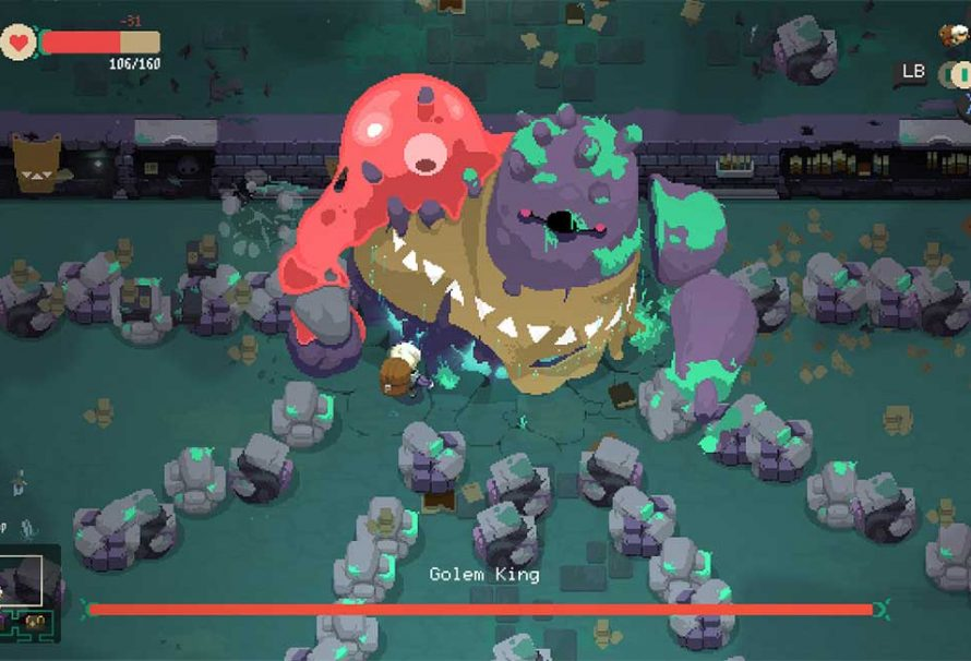 Moonlighter's First Massive Update is Live