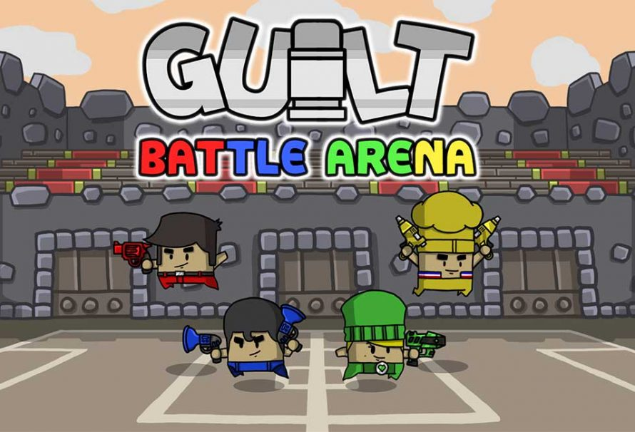 Free Update to Guilt Battle Arena